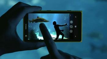Microsoft Windows Phone Nokia Lumia 1020 TV Spot, 'Invisible Cameras' - Thumbnail 9