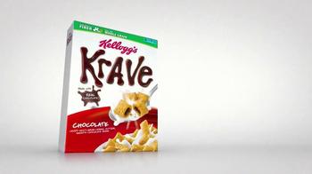 Kellogg's Krave TV Spot 'Laser' - Thumbnail 1
