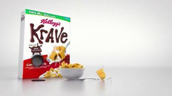 Kellogg's Krave TV Spot 'Laser' - Thumbnail 9
