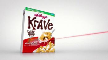 Kellogg's Krave TV Spot 'Laser' - Thumbnail 2