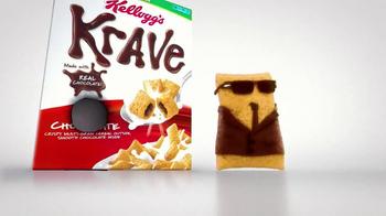 Kellogg's Krave TV Spot 'Laser' - 4020 commercial airings