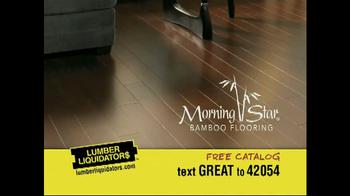 Lumber Liquidators TV Spot, 'Made Easy' - Thumbnail 7