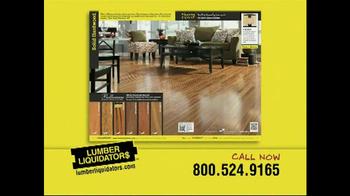 Lumber Liquidators TV Spot, 'Made Easy' - Thumbnail 8