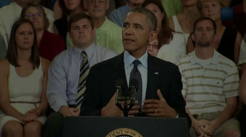 Obama for America TV Spot, 'Economic Plan' - Thumbnail 1