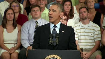Obama for America TV Spot, 'Economic Plan' - Thumbnail 4