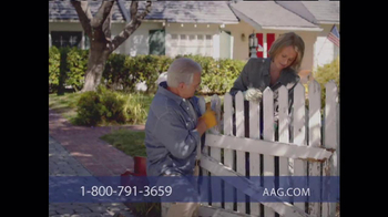 American Advisors Group TV Spot, 'John & Joan, Sandy & Craig' - Thumbnail 3