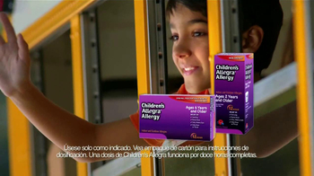 Allegra Children's Allergy TV Spot [Spanish] - Thumbnail 8