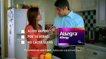 Allegra Allergy TV Spot, 'Esposo' [Spanish] - Thumbnail 5