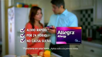Allegra Allergy TV Spot, 'Esposo' [Spanish] - Thumbnail 6