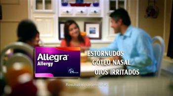 Allegra Allergy TV Spot, 'Esposo' [Spanish] - Thumbnail 7