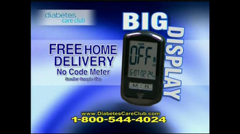 Diabetes Care Club TV Spot For Meter - Thumbnail 6
