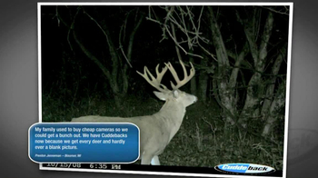 Cuddeback TV Spot Featuring Jay Gregory - Thumbnail 6