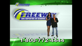 Freeway Insurance TV Spot, 'Reportera' [Spanish] - Thumbnail 9