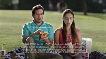 McDonald's Monopoly TV Spot, 'Cash, Video Games, Fiat 500' - Thumbnail 6