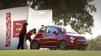 McDonald's Monopoly TV Spot, 'Cash, Video Games, Fiat 500' - Thumbnail 9