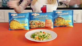 Birds Eye Steamfresh Vegetables TV Spot 'Slam Dunk' Feat. Jenette McCurdy