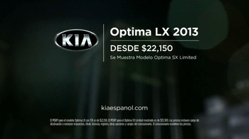 2013 Kia Optima LX TV Spot [Spanish] - Thumbnail 10