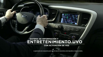 2013 Kia Optima LX TV Spot [Spanish] - Thumbnail 5