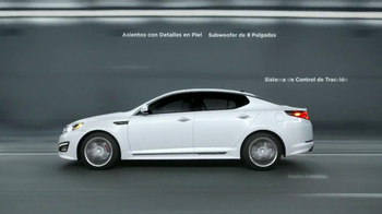 2013 Kia Optima LX TV Spot [Spanish] - Thumbnail 6