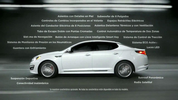 2013 Kia Optima LX TV Spot [Spanish] - Thumbnail 7
