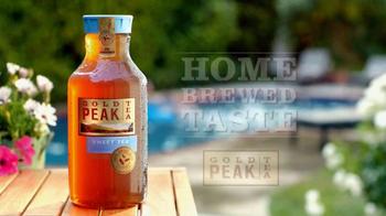 Gold Peak Iced Tea TV Spot, 'Home Brewed' - Thumbnail 10