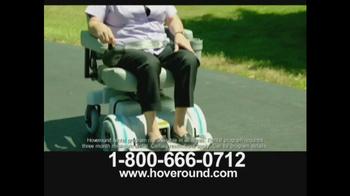 Hoveround  Rental Program TV Spot 'Easy Mobility'