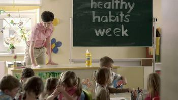 Lysol TV Spot, 'Healthy Habits Week' - 1205 commercial airings