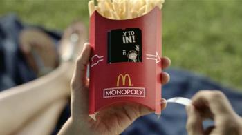 McDonald's Monopoly TV Spot, 'Podrías Ganar'  [Spanish] - Thumbnail 4