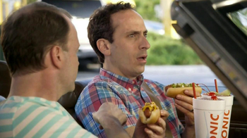 Sonic Drive-In TV Spot, 'National Hot Dog Day' - Thumbnail 6