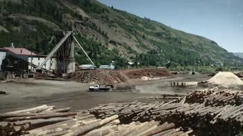 Ram Trucks TV Spot, 'Man Moves the Earth' - Thumbnail 10