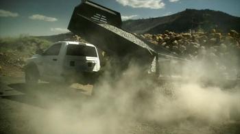 Ram Trucks TV Spot, 'Man Moves the Earth' - Thumbnail 5