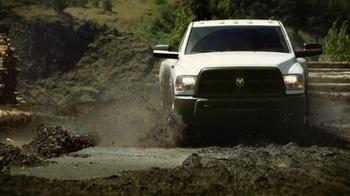 Ram Trucks TV Spot, 'Man Moves the Earth' - Thumbnail 6