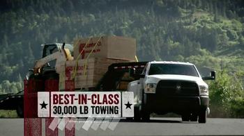 Ram Trucks TV Spot, 'Man Moves the Earth' - Thumbnail 8