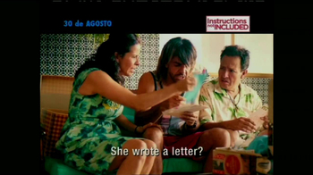 Instructions Not Included - 728 commercial airings