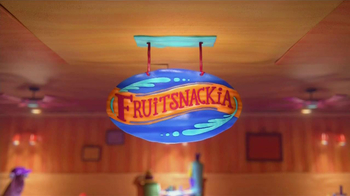 General Mills TV Spot, 'Fruitsnackia: Buffet' - Thumbnail 1