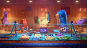 General Mills TV Spot, 'Fruitsnackia: Buffet' - Thumbnail 2