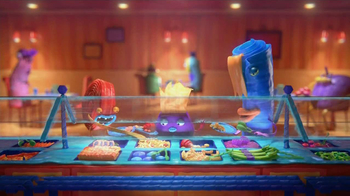 General Mills TV Spot, 'Fruitsnackia: Buffet' - Thumbnail 3