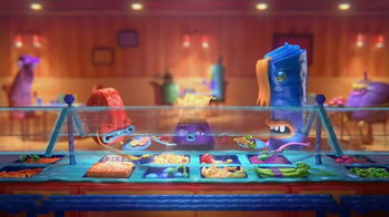General Mills TV Spot, 'Fruitsnackia: Buffet' - Thumbnail 4