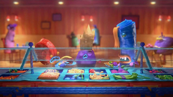 General Mills TV Spot, 'Fruitsnackia: Buffet' - Thumbnail 5