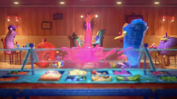 General Mills TV Spot, 'Fruitsnackia: Buffet' - Thumbnail 6