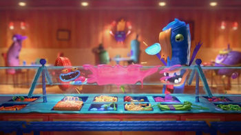General Mills TV Spot, 'Fruitsnackia: Buffet' - Thumbnail 8