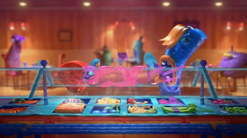 General Mills TV Spot, 'Fruitsnackia: Buffet' - Thumbnail 9