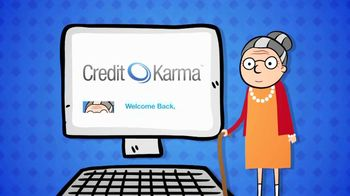 Credit Karma TV Spot, \'Grandma\'