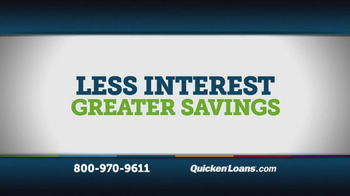Quicken Loans TV Spot, 'Historic Lows' - Thumbnail 4