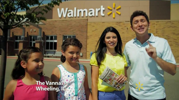 Walmart TV Spot, 'The Vannas' - 749 commercial airings