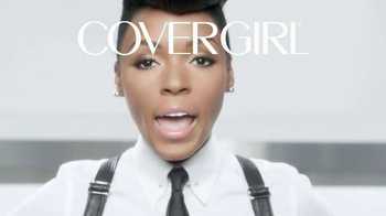 CoverGirl Clean Whipped Creme TV Spot Featuring Janelle Monae - Thumbnail 1