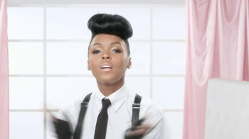 CoverGirl Clean Whipped Creme TV Spot Featuring Janelle Monae - Thumbnail 10