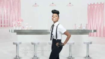 CoverGirl Clean Whipped Creme TV Spot Featuring Janelle Monae - Thumbnail 4