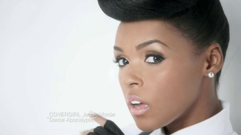 CoverGirl Clean Whipped Creme TV Spot Featuring Janelle Monae - Thumbnail 8