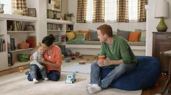 Tide Free & Gentle TV Spot, 'Dad's Skin' - Thumbnail 9